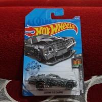 Hotwheels Custom 71 El camino Lot C 2020