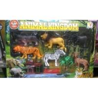 set miniatur animal kingdom