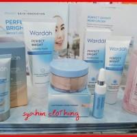 Wardah Paket Body mist BONUS serum
