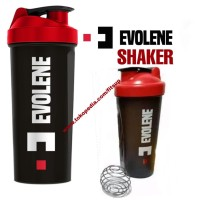 SHAKER EVOLENE 700ml Shaker evo shaker fitness botol susu