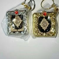 Gantungan Kunci Al Quran   Al Quran Mini Souvenir