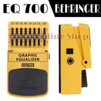 Efek Gitar Behringer EQ700 Graphic Equalizer Original