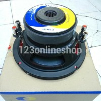 Discount Subwoofer Legacy 8Inch Lg-896 Doublecoil 200Watt Dijamin 100%