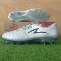 Specs Barricada Maestro Elite FG (Sepatu Bola) - Silver/Black