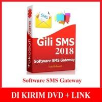 Baru SOFWARE SMS MASAL GILI 2018 DIJAMIN WORK GAN