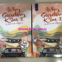Kualitas terjamin Novel Why Secretary Kim 2 - Jeong Gyeong Yun (READY
