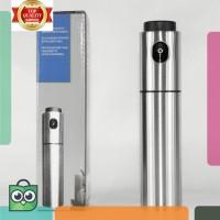 obral 741S Botol Spray Pump Minyak Olive Oil Stainles Steel 100ml