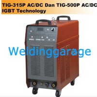 NEW Mesin Las Jasic TIG-500P AC-DC - IGBT Technology