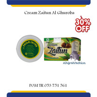 Cream Zaitun Al Ghuroba Cream Minyak Zaitun Krim Wajah Zaitun