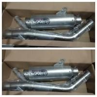 KNALPOT PROLINER ALL NEW CBR 150R K45G / CBR FACELIFT TR-1R LONG NEW