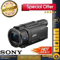 Promo Akhir Tahun Sony FDR-AX53 4K Ultra HD Handycam Camcorder