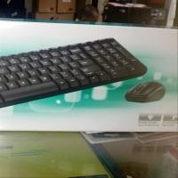 SALE Keyboard + Mousr Wireless Logitech MK220