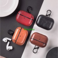 Apple Airpods PRO Airpod Premium Leather Case with Strap Accessories