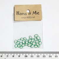 Fimo Slice Potong Slime Nail Art - Awan