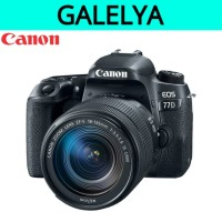 CANON EOS 77D EF-S 18-135MM IS USM - KAMERA CANON EOS 77D KIT 18-135MM