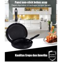 TEFLON HAN RIVER MAIFAN frying pan wajan penggorengan saucepan