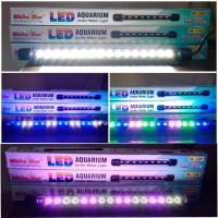 LAMPU CELUP LED NIKITA STAR NS 300 / Lampu 30CM Aquarium Aquascape