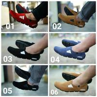 Sepatu Pria Slop Adidas Suarez Casual Slip On Murah Original Handmade