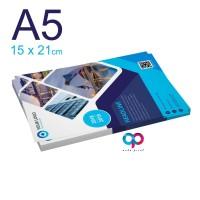 Cetak Brosur A5, 150gsm DigitalPrint