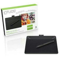 Wacom Intuos Photo Small CTH-490 Drawing Tablet