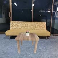 Meja Teras ( Oak ) Minimalis, Lack Side Table, Meja Sudut Meja Sampin