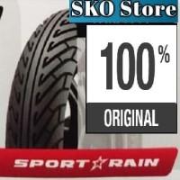 Ban Motor 80/90 17 Tubeless Corsa Sport Rain tubles
