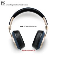 Bowers & Wilkins PX active noise cancel wireless headphones