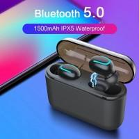 HBQ Q32 Ori Bluetooth 5.0 Earphone Tws Blutooth Earphone Nirkabel