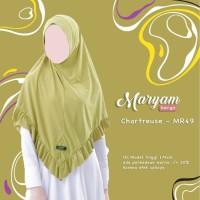 Jilbab Bergo Mom Maryam Instan All Size Dewasa - Uwais Hijab
