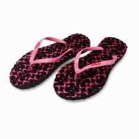 D.Chika Sandal Beludru Sandal Wanita [Official Store]