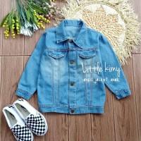 Avril jacket jeans || jaket jeans anak || jaket premium