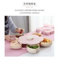 Toples Bunga Mekar Single Besar// Tempat Kue Candy Snack Unik 310