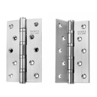 Engsel Pintu Dgn 5 Slot Bahan Stainless Steel Tebal U Pintu