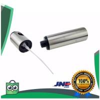 terlaris 741S Botol Spray Pump Minyak Olive Oil Stainles Steel 100ml