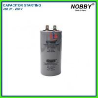 kapasitor (capacitor) starting 250 uf (part 250v kompresor / -