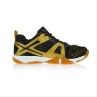 Yulismarni74 Sepatu Badminton Lining Omega Hitam Original
