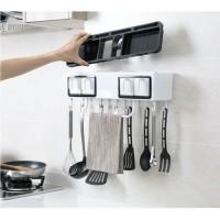 terlaris MK15 Multifunctional kitchen shelf Rak bumbu dapur