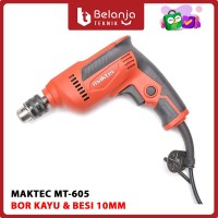 Mesin Bor Tangan - Maktec MT 605 10mm