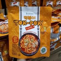 TOK-POKI (Kue Beras) Korean Street Food Import Promo Akhir Tahun
