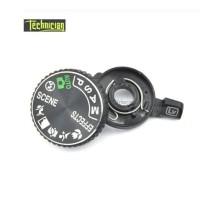 Kamera D5300 Top Cover Mode Dial Button Camera Repair Parts For Nikon