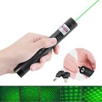 KUKE 303 Senter Green Laser Pointer Recharge / Senter Green Laser