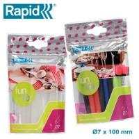 Rapid Glue Fun To Fix 7mm - COLOR
