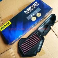 saringan filter udara/air filter/filter udara Honda PCX lokal ADV Nemo