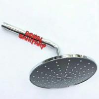 Wall Shower Mandi Plastik/Shower Tembok Merek FIO
