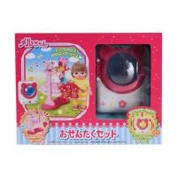 Mainan Anak Perempuan Mell Chan Washing Set Aksesori