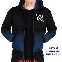 jaket alan walker gradasi switer ninja anak cowo cewe jaket anak anak