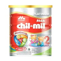 Chil Mil Platinum 800gr (Morinaga)