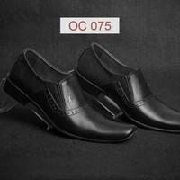 Sepatu Formal Pria Bahan Kulit Asli 100% Kode 075