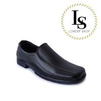 Sepatu Anak Laki-laki Semi Kulit Pantofel / Sepatu kets Formal