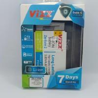 baterai batrai Doble power vizz Asus Zenfone 2 ZE550KL